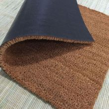 Cocos Cocoa 100% Natural Plain Door Mat Coir