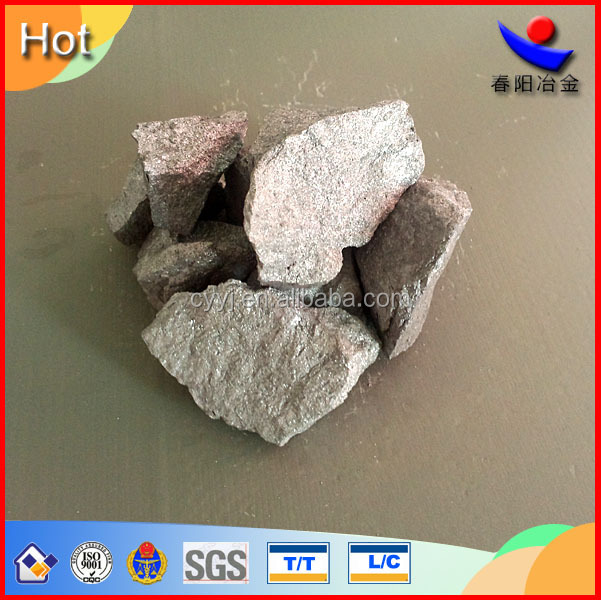 High efficient SiAlBaCa metal powder ferro alloy in steelmaking and casting production