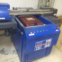 Suitcase uv printing machine / Suitcase uv printer