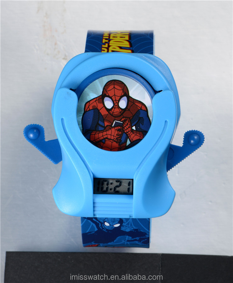 The boy fashion watches/lord timepieces/Marvel Watch/Factory direct sale