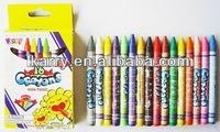 Mini Crayons with ASTM D 4236,EN71 etc