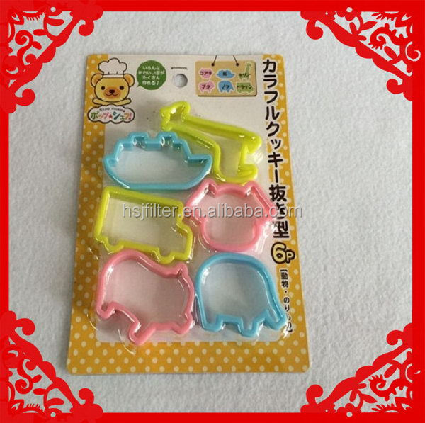 Low price hot sell little bear cookie cutter
