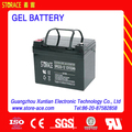 12v 33ah Gel batteries for scooter