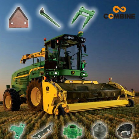 2014 Hot Sale New Holland Combine Harvester (Spare Parts)