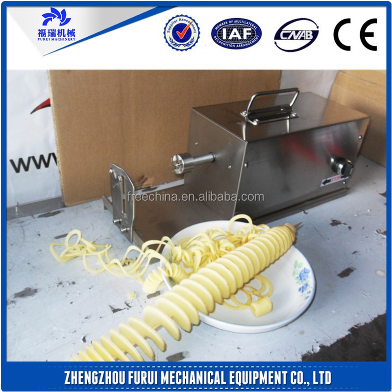 China made good efficient potato chips cleaning peeling and cutting machine
