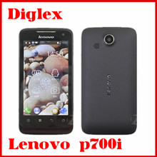 Original Lenovo P700i wholesale cheap phone 4.0 Inch Android 4.0 MTK6577 Dual core Cell Phone RAM 512 ROM 4G
