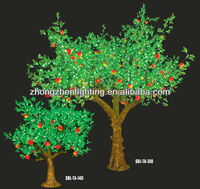 Buy artificial tree light for christmas street in China on Alibaba.com