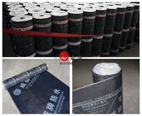 4mm waterproofing app modified bitumen membrane sheet roll