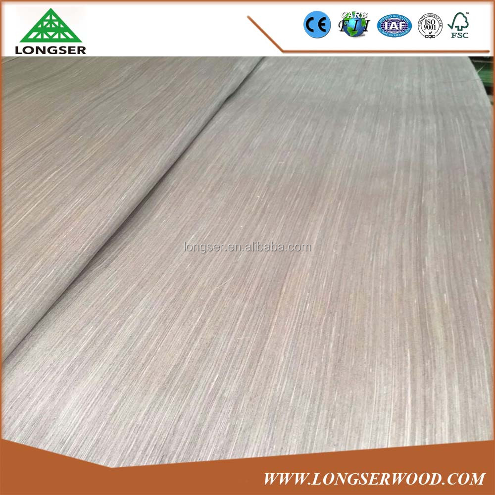 Artificial Reconstituted Wood Wenge Veneer