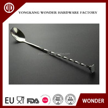 2017 High quality china wholesale bar products stainless steel cocktail stir