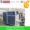 HAS VIDEO automatic creasing plattern die cutting machine