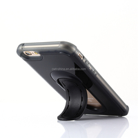 China cellphone stand case factory for iphone 6 kickstand case anti-scratch