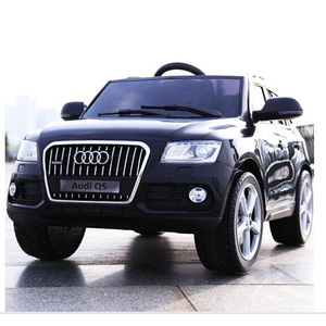 Battery Power and Plastic electric Licensed Audi Q5 toy car