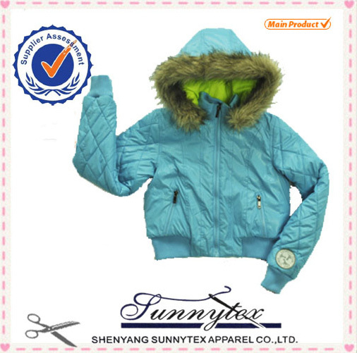 sunnytex design 2015 wholesale low price clothes for children warm and comfortable