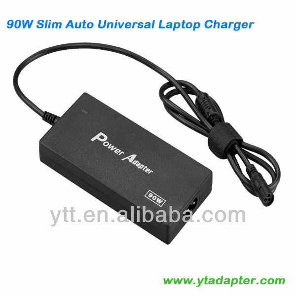 90w Home Universal Laptop Adapter Ultra slim case in 15mm