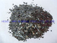 colourful Mica sheet Used in decorating, paint and coating