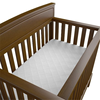 Quilted Bamboo Crib Baby Mattress Cover Bed Pad Protector