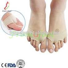 ZRWC36 Fromufoot Forefoot Metatarsal Pain Relief Absorber Cushion Ball of Foot Pad and toe separator