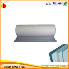 Caida PVG-D outdoor super clear eva film for laminated glass