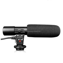 Ultra Lightweight High Sensitive DSLR Camera Microphone