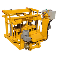 Eco brava egg layer fly ash hollow building block making machine bulacan