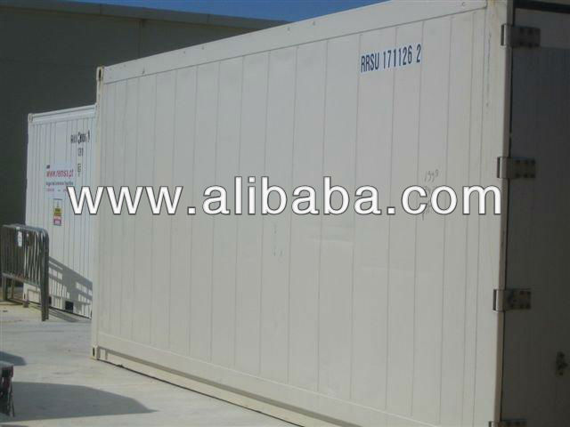 Carrier Reefer Container