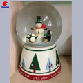 DIY Resin Snow Globe Custom make your own design crystal globe gifts
