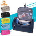 Custom Widely Used Fashion Nylon Women Make Up Bag organizer
