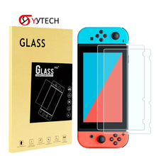 SYYTECH Steel Film Screen Protects The Toughened Glass Film For Nintendo Switch