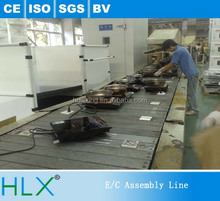 Customized Electric Stove Chain Conveyor Assembly Line
