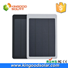 Fireproof solar charger/10000mah portable qi wireless circuit power bank charger