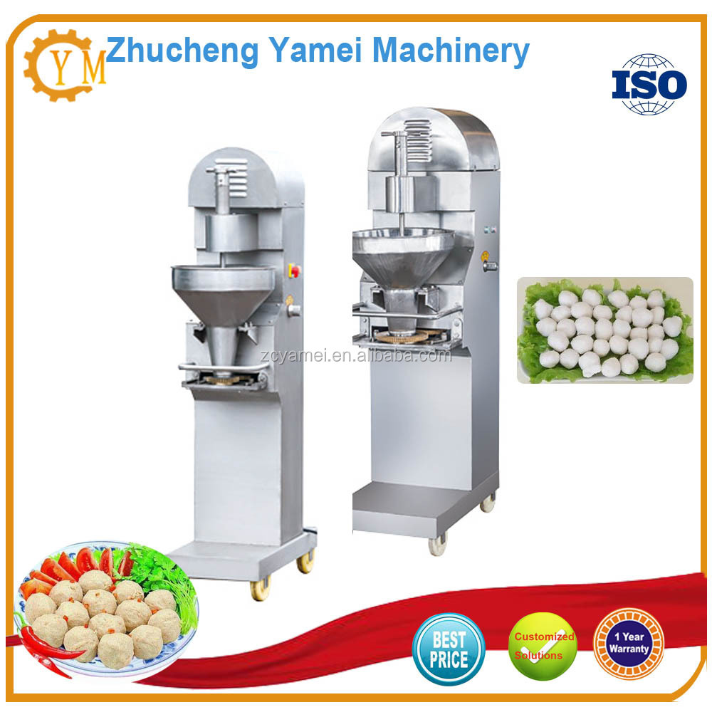 200kg/h 380V meat ball machine / meatball roller / commercial meatball machine