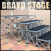New Promotion Stage Line Make Up Products Stage Stairs Stage Equipment