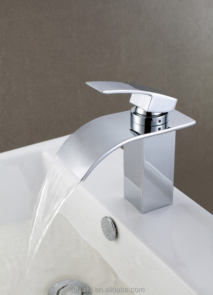 KB-70 Made in China good quality water tap single handle faucet water falls tap