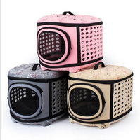 Fashional foldable dog carrier bag, pet bag,pet carrier