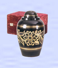 Hottest!! Funeral Supplies Urns, Brass Cremation Urn, New Look and design