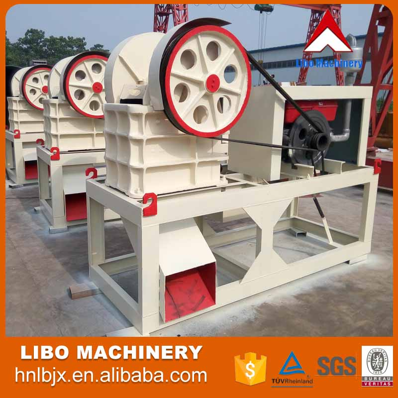 High Quality Small Diesel Stone Jaw Crusher Hammer Mill Price for Sale