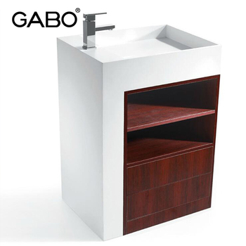 China Manufacturer Direct Price Wash Hand Basin without Drawer