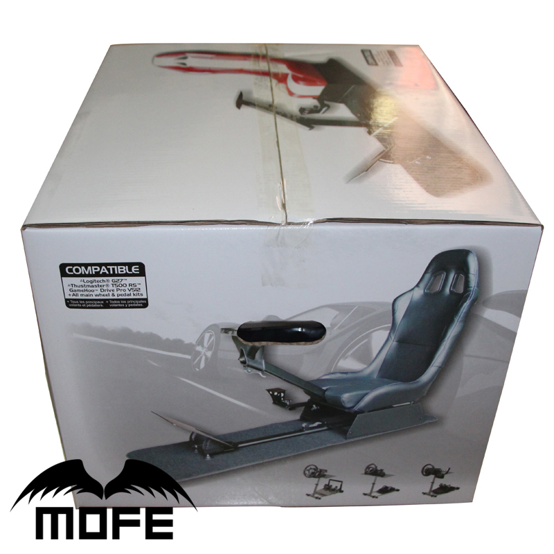 Mofe Racing Game Seat Racing Simulator Cockpit Racing Play Seat For Logitech G27