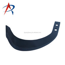 fiat tractor spare parts rotary tiller blade, kubota tractor parts rotavator blade