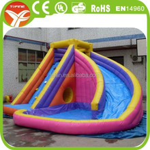 2017 Adult Size Inflatable Water Slide