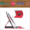 hot selling rotatable leather case for iPad 2/3/4