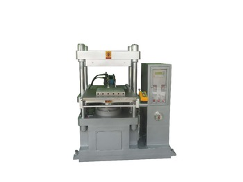 Silicone products forming machine