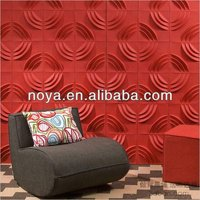 Interior 3D texture wall panel for decoration