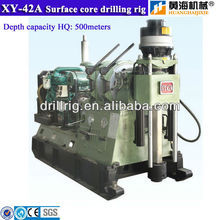 XY-42A Core sample drilling rig