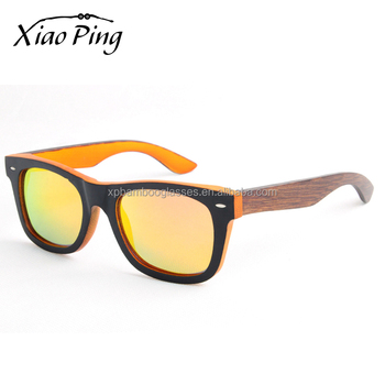 promotion cheap polarized bamboo glasses sunglasses custom logo