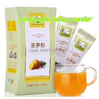 Solid Beverage Instant Juice Raw Material Solid Drinks Used Flavour Fruit Juice Powder Pineapple Juice Powder Flavour
