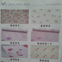 self adhesive wallpaper pvc for restaurant &spa &bedroom walls