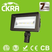 CKRA brand 110-277V&480V&347V 150w led floodlight LED area luminaire