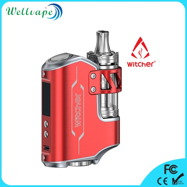 Hot sale Rofvape Witcher 75w temp control wholesale e cigarette distributors